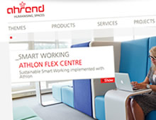 Ahrend website 2011