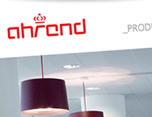 Ahrend website 2013